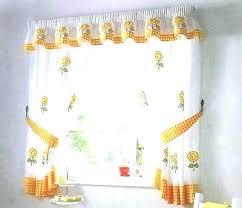 Sunflower Valance Curtains Sunflower Valance Kitchen Curtains Curtains Walmart Website