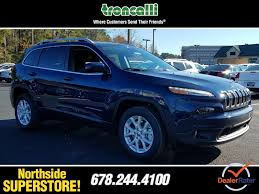 jeep trailhawk blue jeep cherokee in ga troncalli