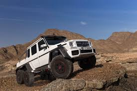 paramount marauder vs hummer g63 amg 6x6 is there anything more alpha than this