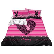 Playboy Bunny Comforter Set Charis Boyle Playboy Pinterest