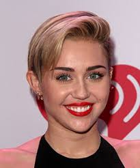 whats the name of the haircut miley cyrus usto have miley cyrus from pixie to mohawk