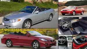 convertible toyota camry 2009 toyota camry convertible news reviews msrp ratings with