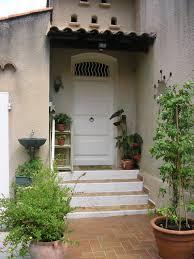 deco entree exterieur decoration facade maison exterieur topfrdesign co