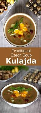 Our second round of Czech food will be more focused on home made