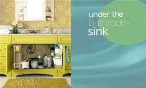Under Cabinet Storage Ideas 30 Ways To Store More In Your Bath