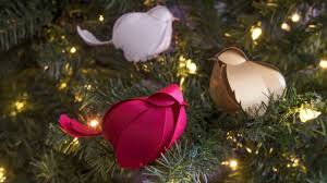 how to make bird ornaments with lia griffith youtube