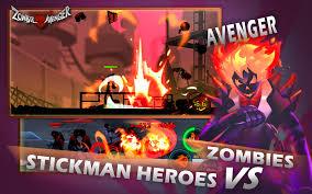 zombie avengers stickman war z 2 1 6 apk download android action