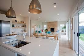 Open Plan Kitchen Family Room Ideas L Shaped Open Plan Kitchen Diner Living Room