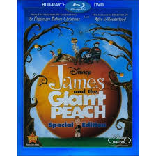 james and the giant peach special edition 2 discs blu ray dvd