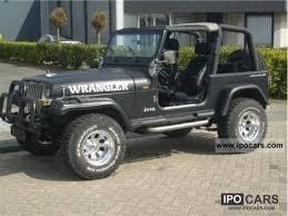 1995 jeep wrangler mpg 1995 jeep wrangler 15 pieces op voorraad car photo and specs