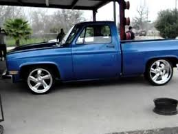 Wide Rims For Chevy Trucks My 1983 Chevy Truck C10 Getting New Tires Rudys Tire Shop Youtube