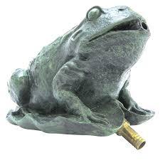 beckett beckett frog pond spitter pond water spitters