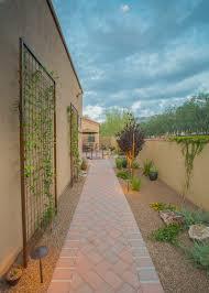 Drought Tolerant Backyard Ideas Side Yard Landscaping Ideas Landscape Traditional With Landscape