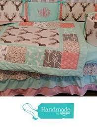 this sweet and girly crib set is perfect for your little one u0027s