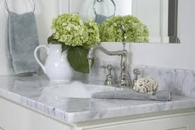 Marble Bathroom Vanity Tops Bathroom Vanity With Marble Top Traditional Bathroom