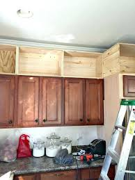 Adding Shelves To Kitchen Cabinets Shelves Above Kitchen Cabinets Best Above Kitchen Cabinets Ideas