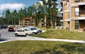 Unf Campus Map Osprey Village 1985 3