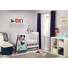 Zutano Elephant Crib Bedding Zutano Elefant Blau 4 Crib Bedding Set Reviews Wayfair