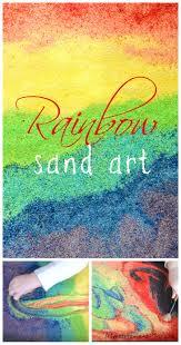 rainbow sand art adventure in a box