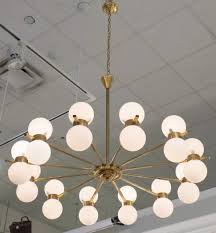 Globes For Chandelier Chandeliers Design Fabulous Stilnovo Vintage Brass Glass Globe