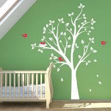 chambre bébé arbre deco chambre bebe arbre visuel 9