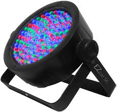 chauvet dj ezpar 56 dmx battery rgb led wash light pssl