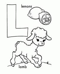 letter l coloring pages getcoloringpages throughout letter l