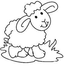 cute baby sheep coloring cute baby sheep coloring