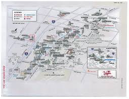 Las Vegas Strip Map The Venetian Luxury Suite Bed Chamber With One King Bed Have
