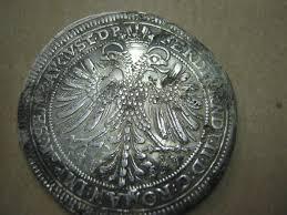 Tolar by Mince Ferdinand Ii 1617 U20131637 1 Tolar Stříbro Lovecpokladu Cz