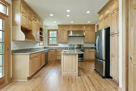Wood Floors In Kitchen Kitchens With Wood Floors Interesting In Kitchen Interior And