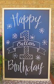 25 unique birthday chalkboard ideas on pinterest happy birthday