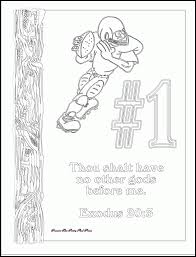 coloring download free printable ten commandments coloring pages