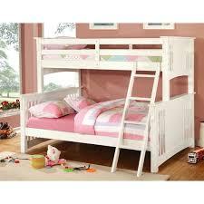 Furniture Of America Ashton Youth Twin Fullsize Bunk Bed Free - Furniture of america bunk beds