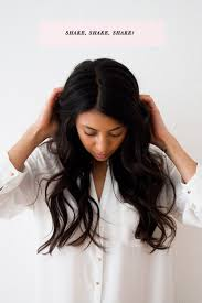hair tutorial how to make loose waves not your standard