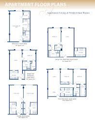 apt floor plans exclusive design 16 about our apartments penobscot apt floor plans awesome design ideas 12 apartment floor plans plans and studio apartments on