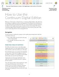 the fountas u0026 pinnell literacy continuum digital edition ebook