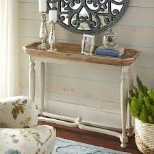 Pier One Console Table Pier 1 Imports Amelia Stonewash Console Table Console