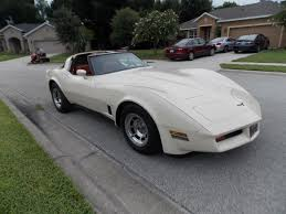 corvettes for sale in florida 1981 corvette exceptional condition 1981 corvette t top for