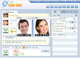Free Live Video Chat Rooms by 123 Flash Chat Free Drupal Chat Module 7 6 Screenshots