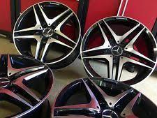 mercedes c300 amg wheels mercedes c300 amg wheels ebay