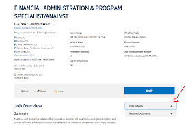 federal government job application steps get interviewed