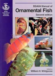bsava manual of ornamental fish 2nd edition veterinary medicine