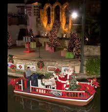 ford river parade in san antonio we believe in santa