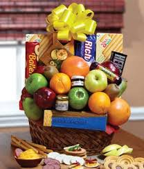 fruit baskets for delivery fresh from the fruit basket same day gift baskets