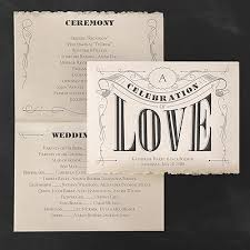printed wedding programs vintage custom printed wedding programs http partyblock