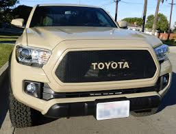 for toyota custom mesh grills for toyota vehicles by customcargrills com