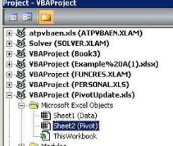 automating pivot tables in excel u2014 excel dashboards vba and more