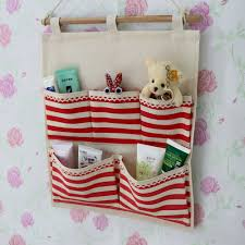 Hanging Wall Organizer Fabric Garment Bag Picture More Detailed Picture About Red