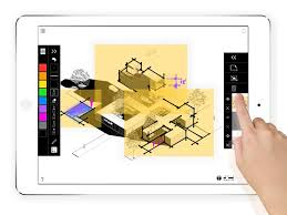 home design app for ipad pro morpholio trace board applications ipad pro designboom 02 for